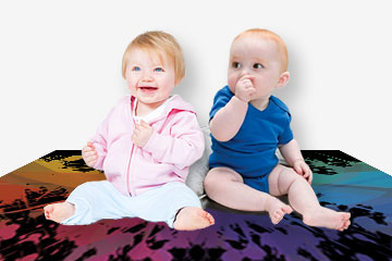 Customised Clothing for Babies & Toddlers