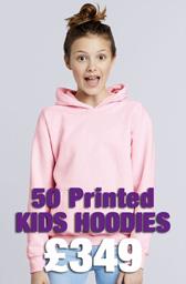 50 x Gildan Kids Heavy Blend™ Hooded Sweatshirts Deal